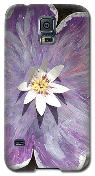 Tin Flower Galaxy S5 Case