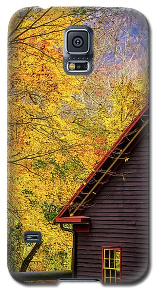 Tingler's Mill In Fall Galaxy S5 Case