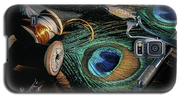Tinsel Rust Nymph Galaxy S5 Case