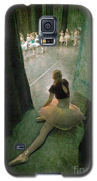 Tiny Ballerina Galaxy S5 Case
