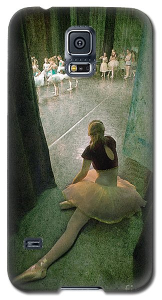 Tiny Ballerina Galaxy S5 Case