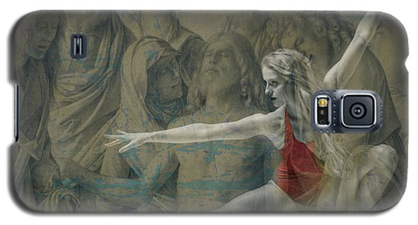 Tiny Dancer  Galaxy S5 Case by Paul Lovering