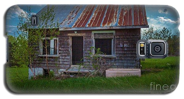 Tiny Farmhouse Galaxy S5 Case