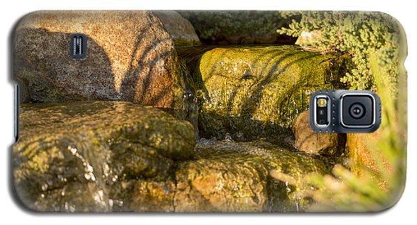 Tiny Waterfalls Galaxy S5 Case