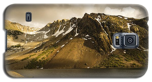 Tioga Lake In June Galaxy S5 Case by Janis Knight