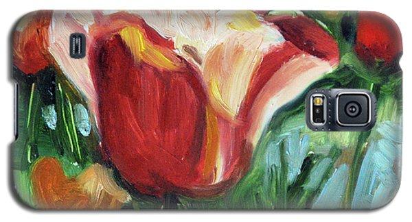 Tip Toe Thru The Tulips Galaxy S5 Case by Billie Colson