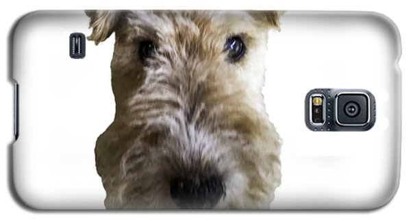 Tipper The Fox Terrier Galaxy S5 Case