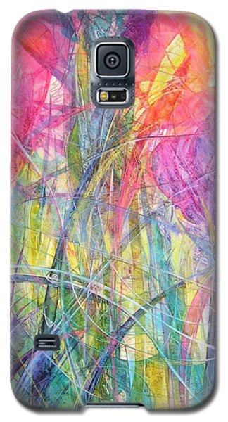 Tiptoe Through The Crocus Galaxy S5 Case