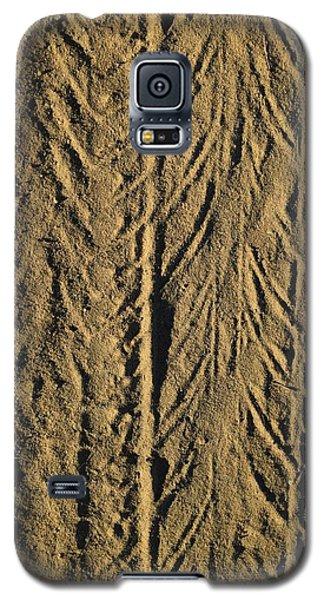 Tire Tracks Galaxy S5 Case