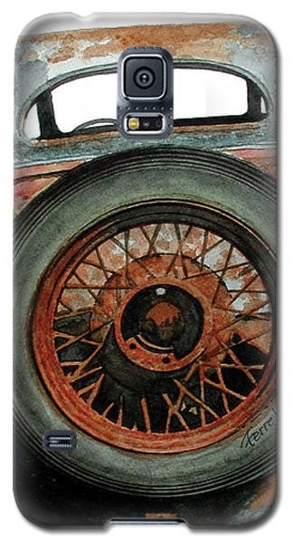 Tired Galaxy S5 Case by Ferrel Cordle