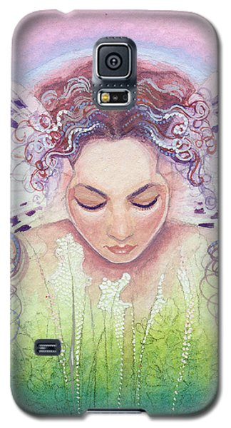 Galaxy S5 Case featuring the painting Titania by Ragen Mendenhall