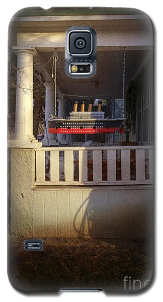 Titanic Porch Galaxy S5 Case