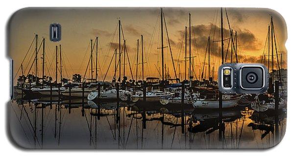 Titusville Marina Galaxy S5 Case