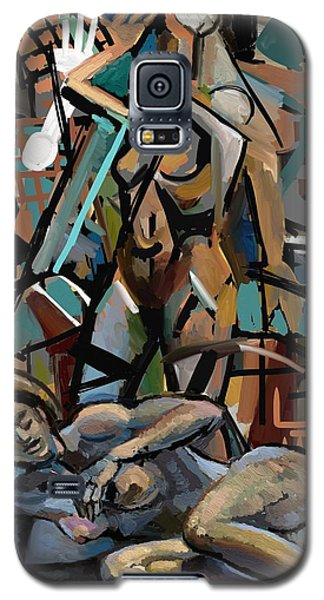 Galaxy S5 Case featuring the digital art To All Those Who Have A Dream by Clyde Semler