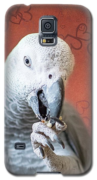 To Be Owned By A Grey Is To Know Love Galaxy S5 Case