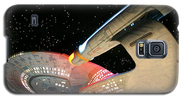 To Boldly Go Galaxy S5 Case