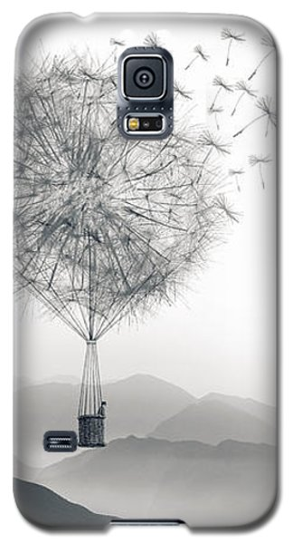 To Fly Only For A Moment Galaxy S5 Case