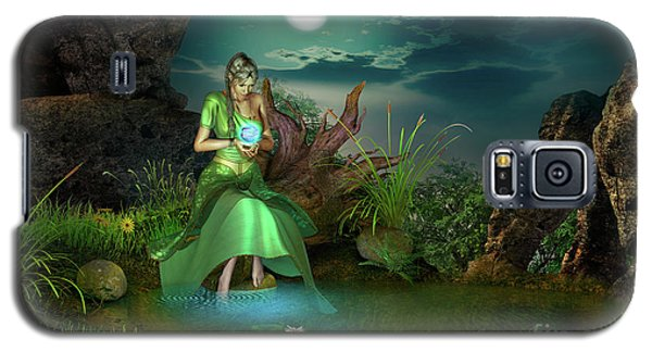 To Go Beyond Galaxy S5 Case by Shadowlea Is