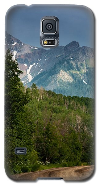 To The Mountains Galaxy S5 Case