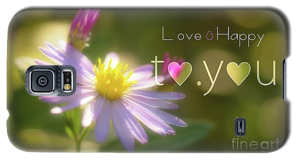 To You #003 Galaxy S5 Case