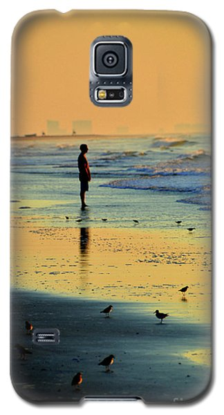 Today's The Day When Anything Is Possible Galaxy S5 Case