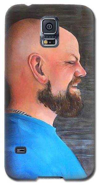 Todd Galaxy S5 Case