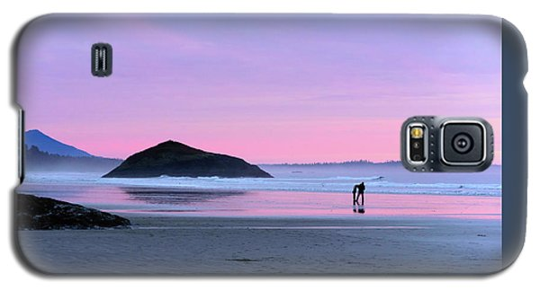 Tofino Sunset Galaxy S5 Case by Keith Boone