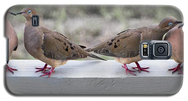 Together For Life Galaxy S5 Case by Betsy Knapp