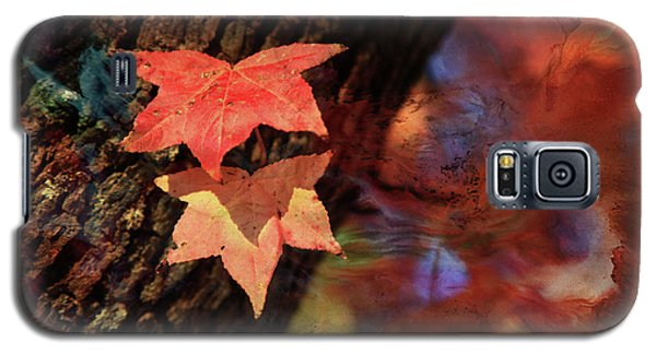 Galaxy S5 Case featuring the photograph Together II by Toni Hopper