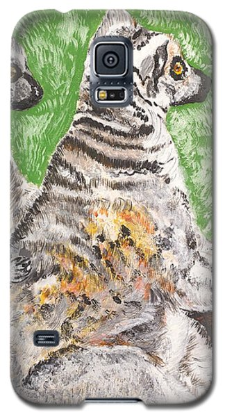 Together Galaxy S5 Case by Valerie Ornstein