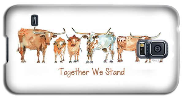 Together We Stand Lh013 Galaxy S5 Case