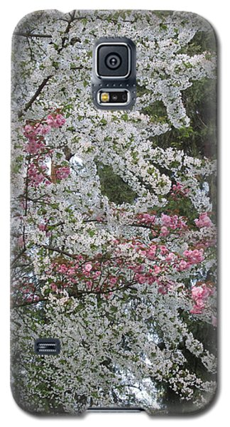 Galaxy S5 Case featuring the photograph Togetherness by Marie Neder