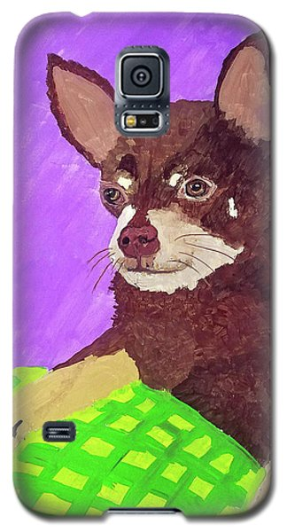 Token Date With Paint Mar 19 Galaxy S5 Case