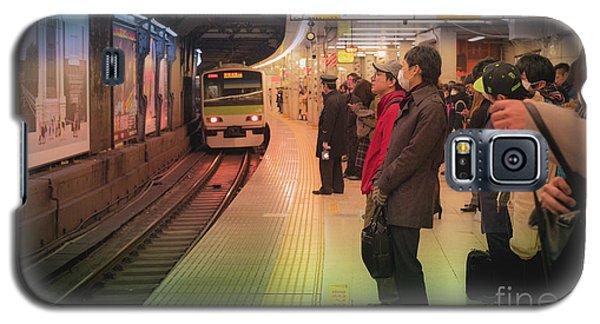 Tokyo Metro, Japan Galaxy S5 Case