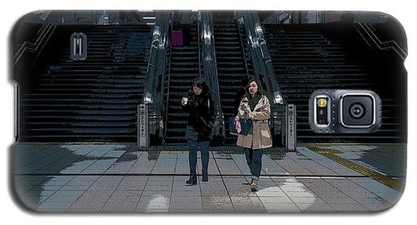 Tokyo Metro, Japan Poster Galaxy S5 Case