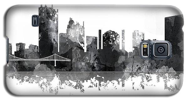 Toledo Ohio Skyline Galaxy S5 Case