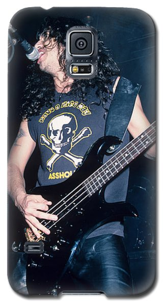 Tom Araya Of Slayer Galaxy S5 Case