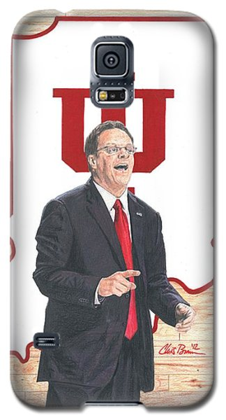 Tom Crean Galaxy S5 Case