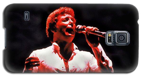 Tom Jones In Concert Galaxy S5 Case