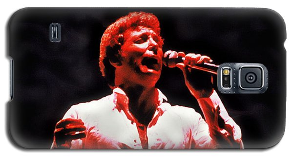 Tom Jones In Concert Galaxy S5 Case