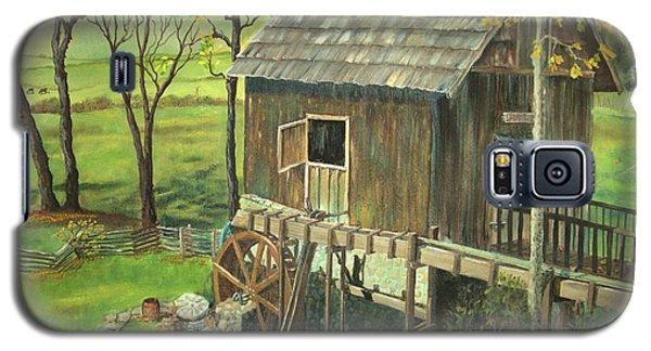 Tom Lott's Mill In Georgia Galaxy S5 Case