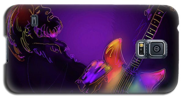 Tom Petty Tribute 1 Galaxy S5 Case