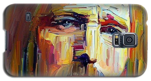 Tom Petty Tribute Portrait 4 Galaxy S5 Case