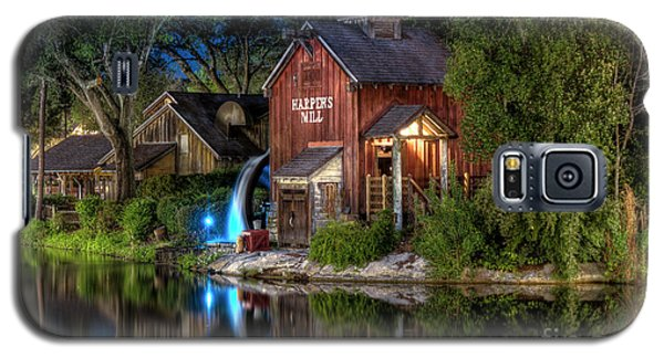 Tom Sawyers Harper's Mill Galaxy S5 Case
