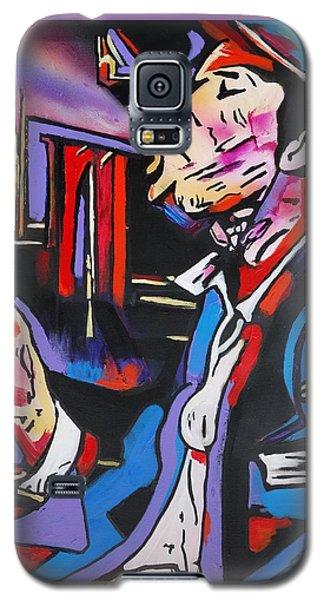 Tom Traubert's Blues Galaxy S5 Case by Eric Dee