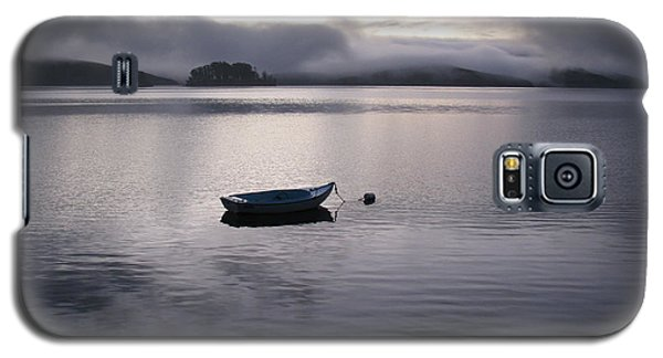 Galaxy S5 Case featuring the photograph Tomales Bay At Sunset by Dianne Levy
