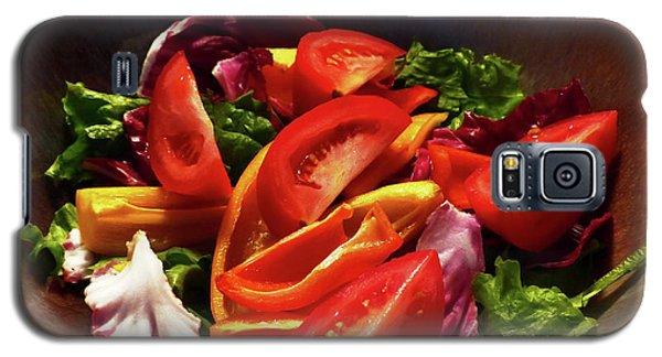 Tomato Salad Galaxy S5 Case