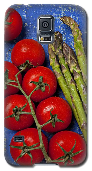 Tomatoes And Asparagus  Galaxy S5 Case