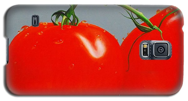 Tomatoes With Stems Galaxy S5 Case