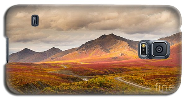 Tombstone Territorial Park Yukon Galaxy S5 Case by Rod Jellison